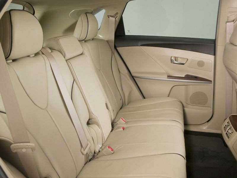 2013 Toyota Venza Pictures Including Interior And Exterior Images
