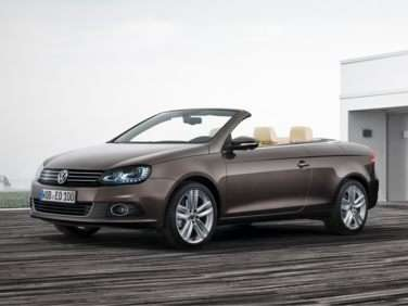 Research the 2013 Volkswagen Eos