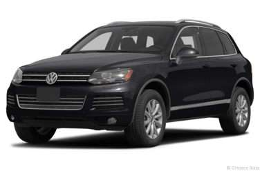 Research the 2013 Volkswagen Touareg