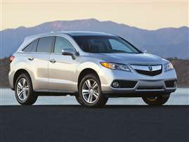 2014 Acura RDX Base 4dr All-wheel Drive