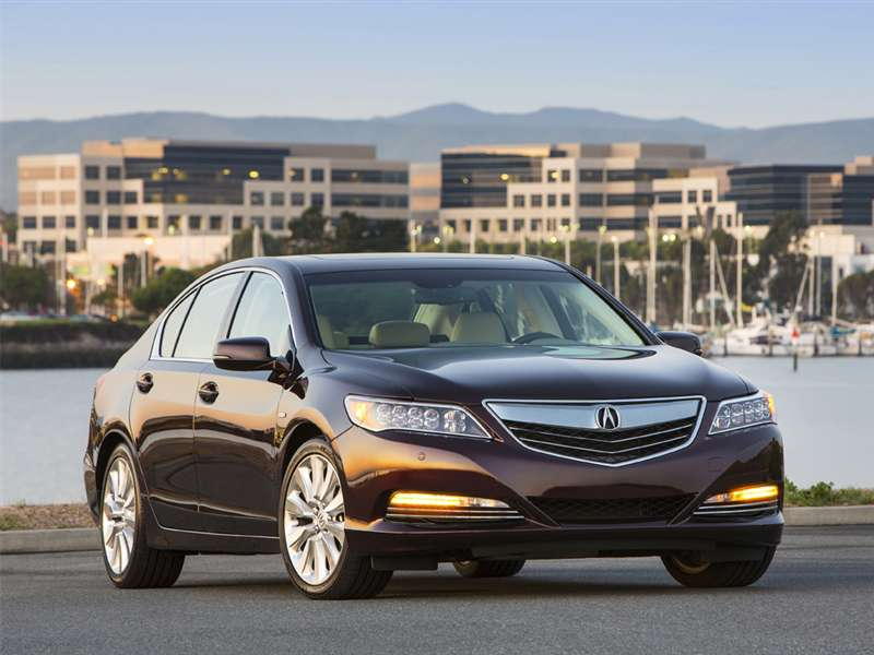 Acura Rlx Sport Hybrid 28 City 30 Combined 32 Highway