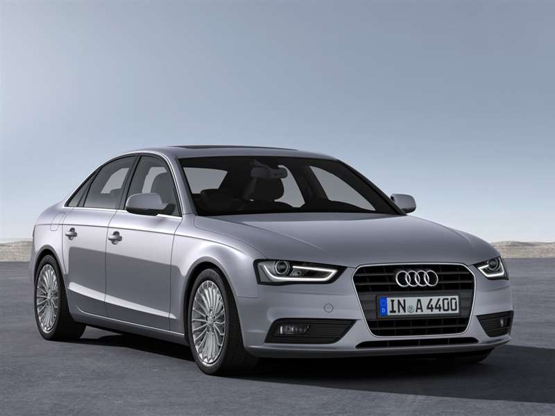 Research the 2014 Audi A4