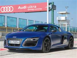 2014 Audi R8 4.2 2dr All-wheel Drive quattro Coupe