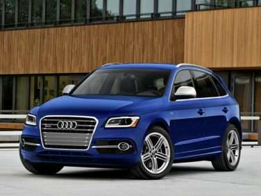 Audi Announces Pricing For The 2014 SQ5