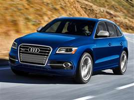 2014 Audi SQ5 3.0T Premium Plus 4dr All-wheel Drive quattro Sport Utility