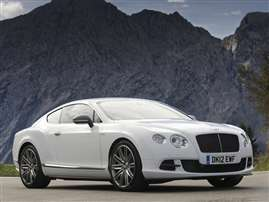 2014 Bentley Continental GT Base 2dr Coupe