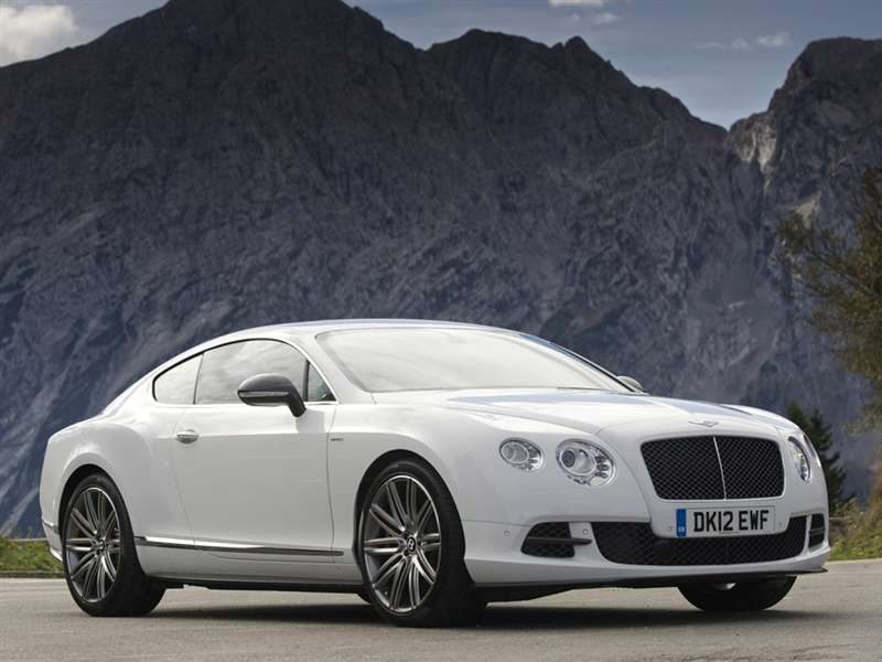 Incroyable Bentley Sports Cars Pictures