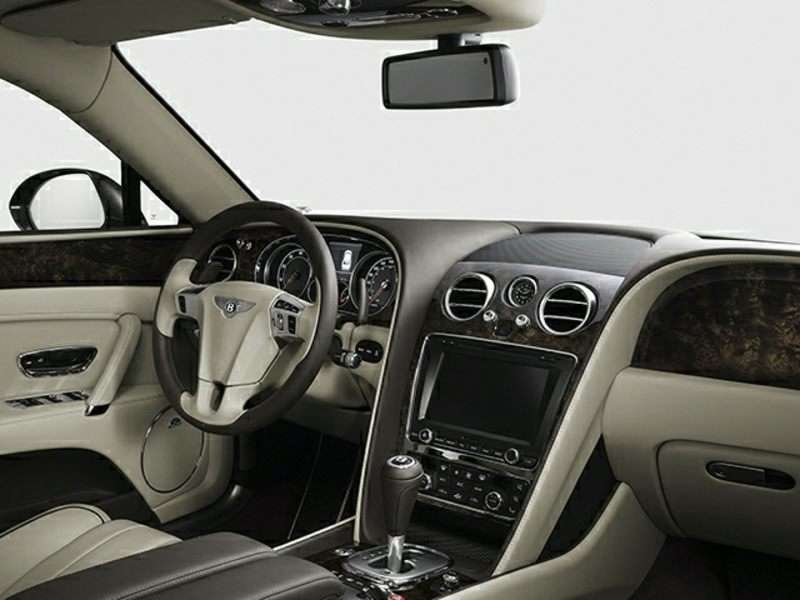 2014 Bentley Flying Spur Pictures Including Interior And Exterior
