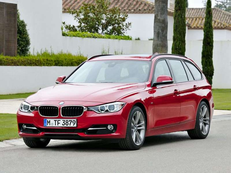 2014 BMW 328d Receives EPA Rating