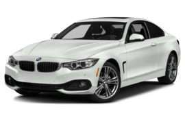 2014 BMW 428 i 2dr Rear-wheel Drive Coupe