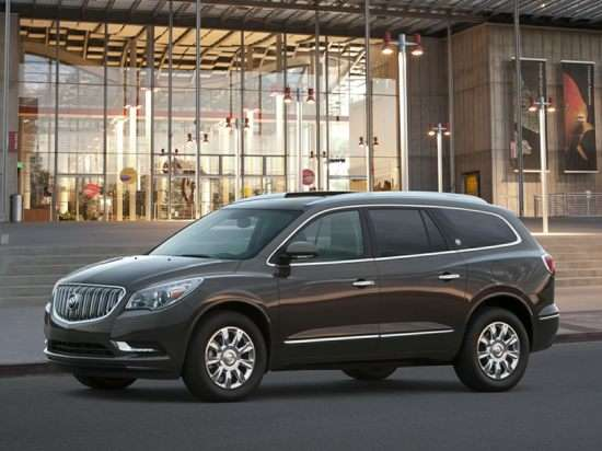 2014 Buick Enclave Models, Trims, Information, and Details ...