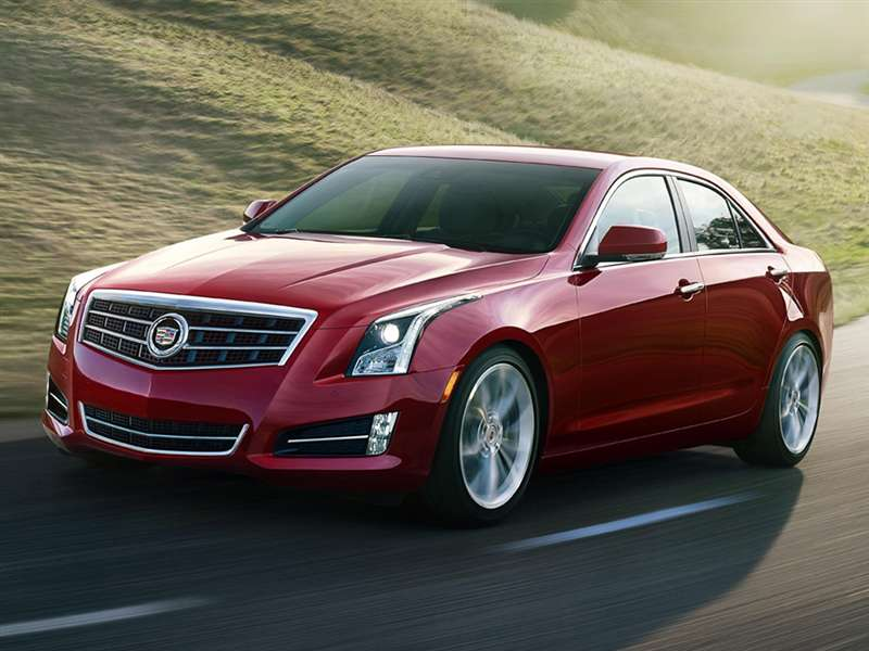 Research the 2014 Cadillac ATS