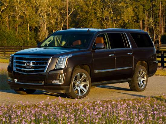 2014 Cadillac Escalade ESV Models, Trims, Information, and Details | Autobytel.com