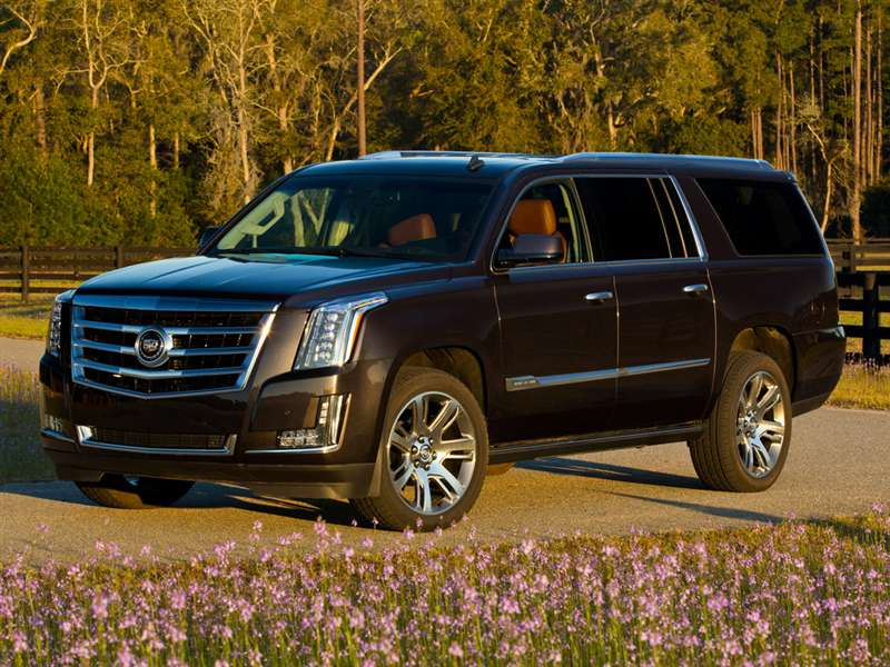 2014 Cadillac Escalade Esv Pictures Including Interior And Exterior