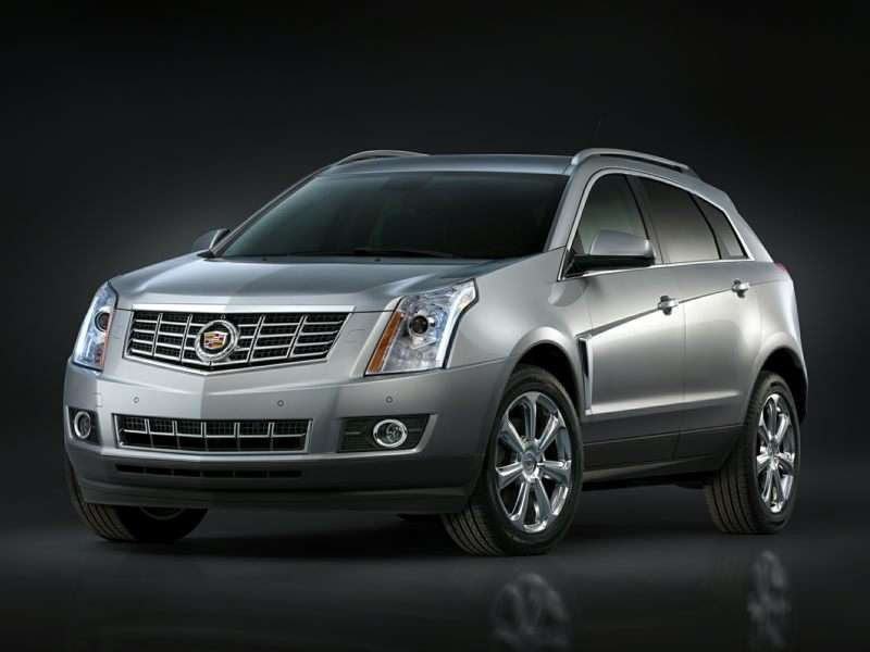Research the 2014 Cadillac SRX