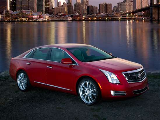 2014 Cadillac XTS Vsport Test Drive Video Review — 410 HP Twin-Turbo 3.6 Liter V-6