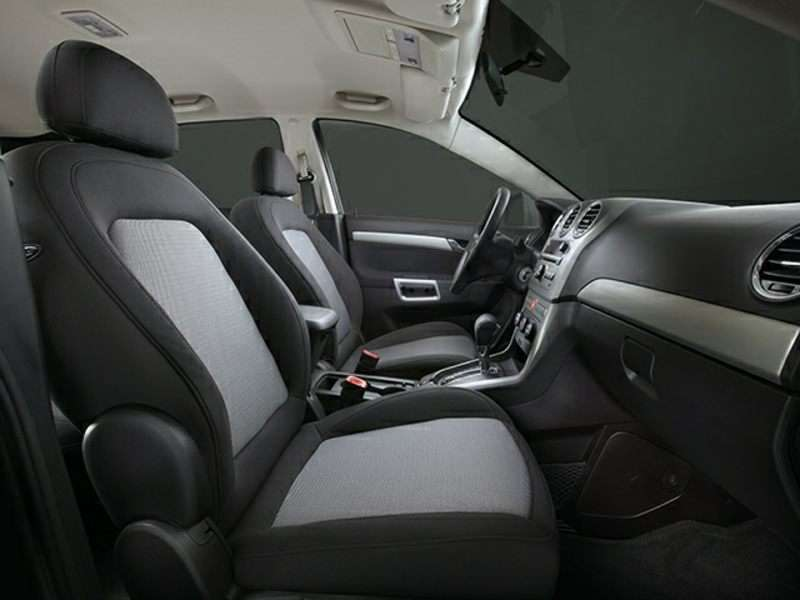 2014 Chevrolet Captiva Sport Pictures Including Interior And