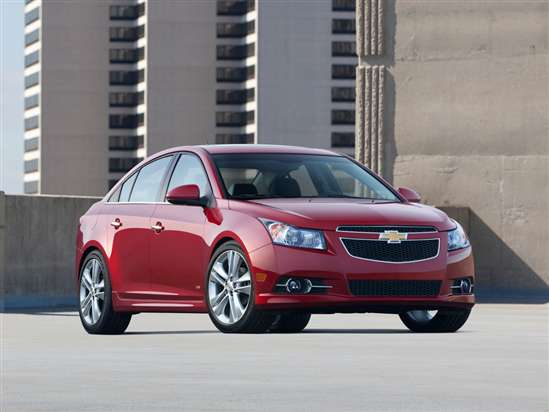2014 Chevy Cruze ECO Test Drive Video Review