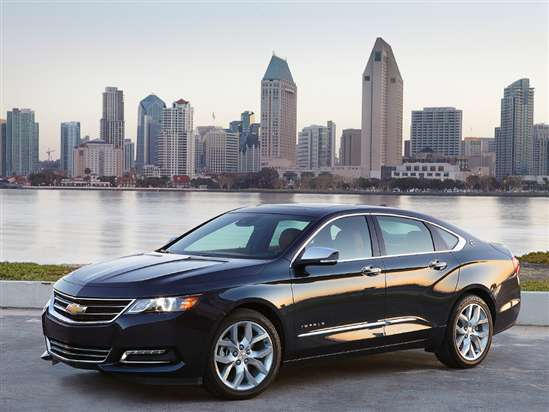 Good 2014 Chevrolet Impala. MSRP