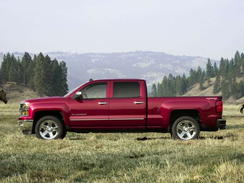 Big-truck Breakthrough for 2014 Chevy Silverado and GMC Sierra