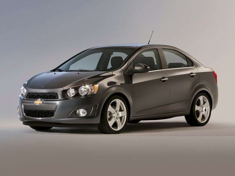 Research the 2014 Chevrolet Sonic