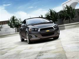 2014 Chevrolet Sonic LS Manual 4dr Sedan