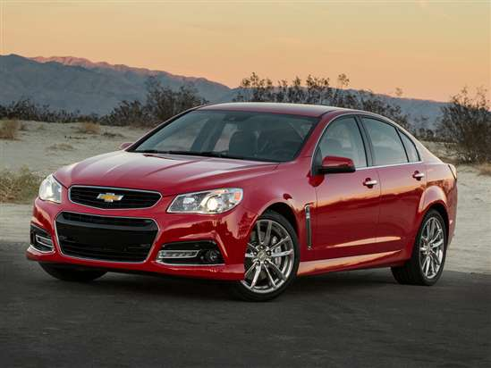 2014 Chevrolet SS Test Drive and Video Review