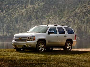 2014 Chevrolet Tahoe Gas Mileage Mpg And Fuel Economy