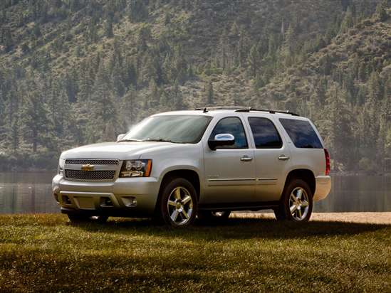 2014 Chevrolet Tahoe Models Trims Information And