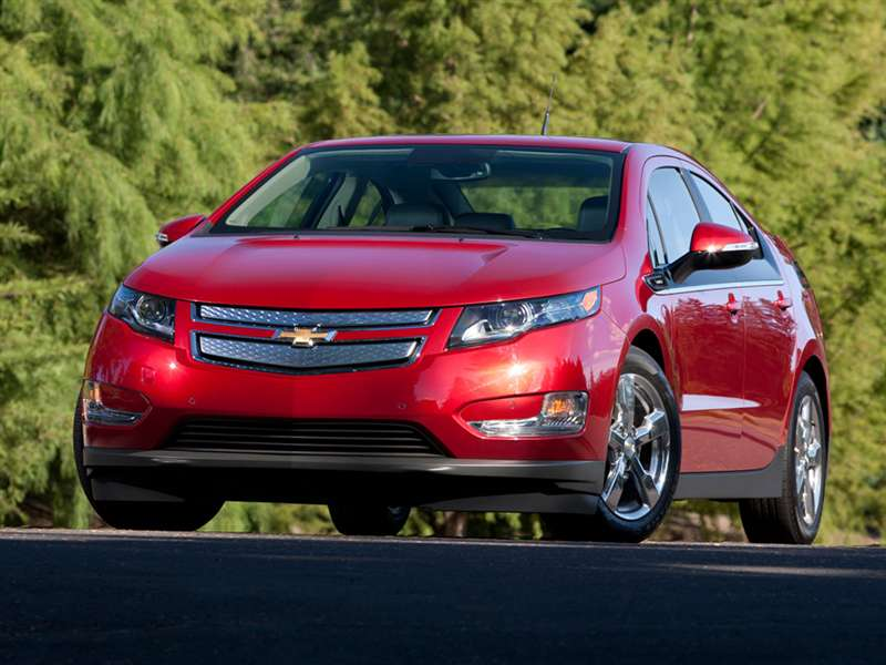 List of Chevrolet Vehicles | Autobytel.com