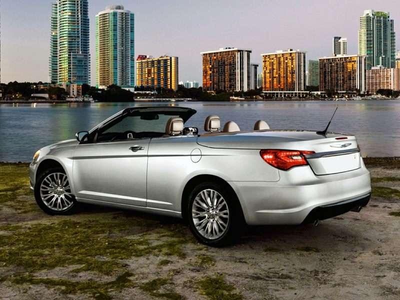 The Ten Most Affordable 2014 Convertibles Autobytel Com