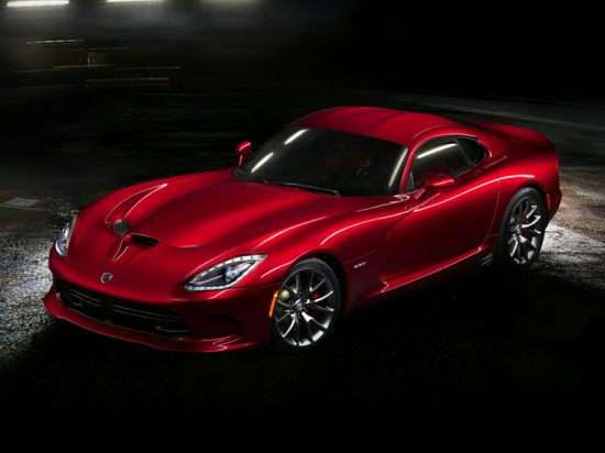 SRT Viper GTS-R Race Car @ ALMS Long Beach Grand Prix