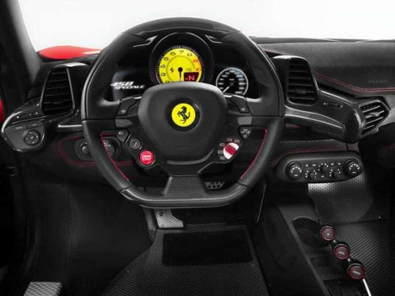 2014 Ferrari 458 Speciale Pictures Including Interior And Exterior