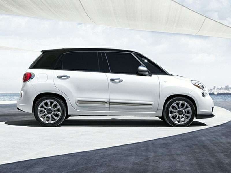 2014 Fiat 500L Joins Top Safety Pick Roster