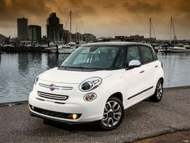 2014 FIAT 500L Pop 4dr Hatchback