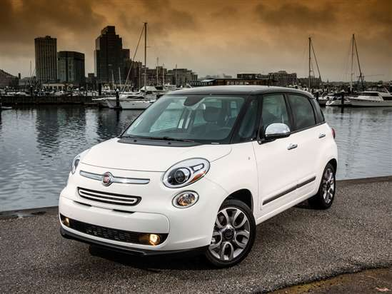 2014 FIAT 500L Test Drive Video Review