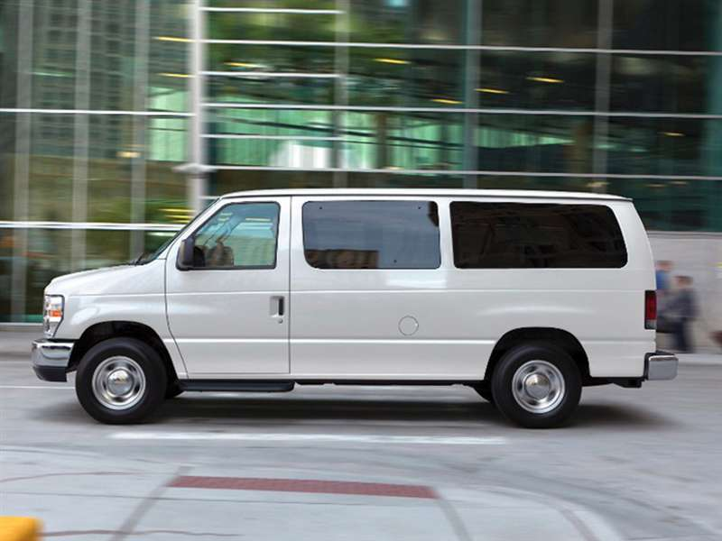 New Ford E 250 Pictures