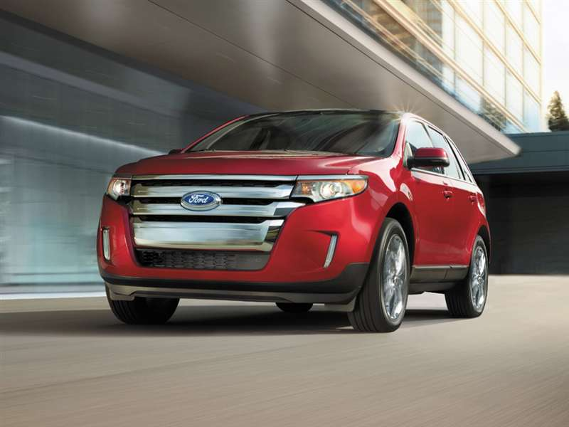 Ford Edge Pictures Including Interior And Exterior Images Autobytel Com