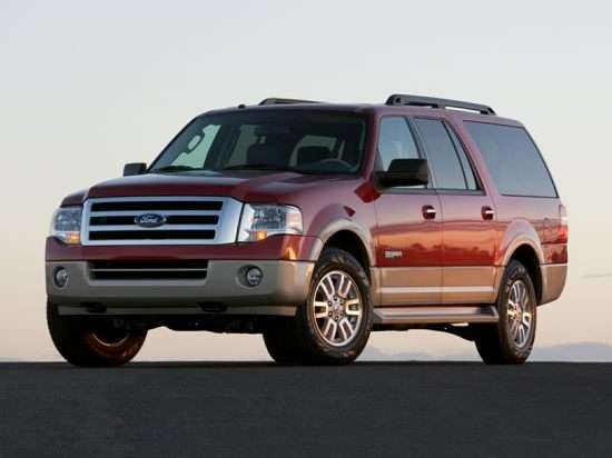 2014 Ford Expedition EL XLT 4x2