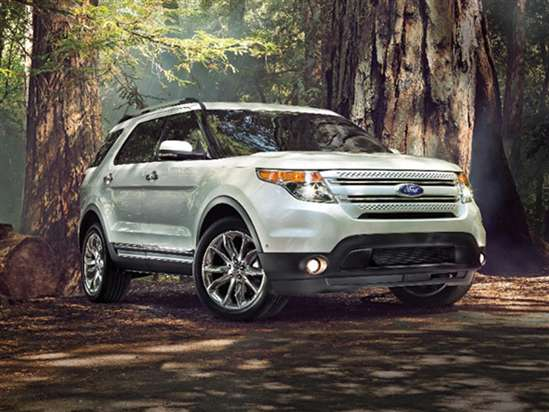 Ford Explorer Models >> 2014 Ford Explorer Models Trims Information And Details