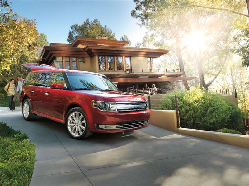 2016 Ford Flex Road Test and Review