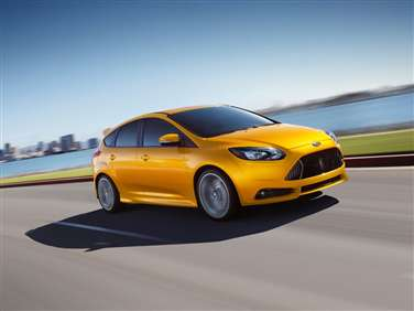 2014 Ford Focus Warranty >> 2014 Ford Focus St Warranty And Roadside Assistance Coverage