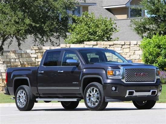 2014 Gmc Sierra 1500 Models Trims Information And Details