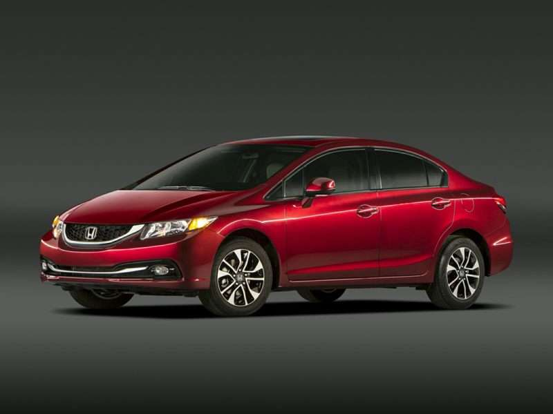 MSRPs Announced for Full 2014 Honda Civic Family