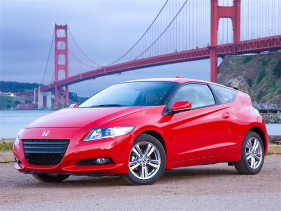Superb 2014 Honda CR Z