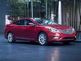 2014 Hyundai Azera Base 4dr Sedan