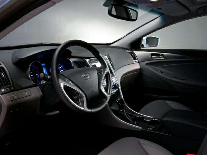 2014 Hyundai Sonata Hybrid Pictures Including Interior And Exterior Images    Autobytel.com