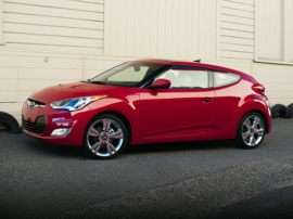 2014 Hyundai Veloster Base w/Black 3dr Hatchback