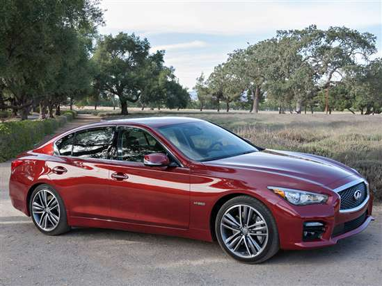 2017 Infiniti Q50 Hybrid Models Trims Information And Details Autobytel