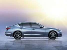 2014 Infiniti Q50 Earns Popular Science Grand Award